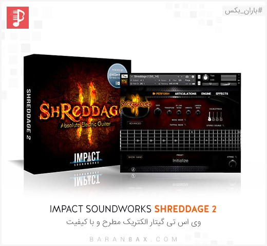 Impact Soundworks Shreddage 2