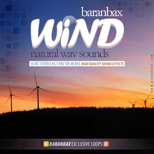 صدای باد