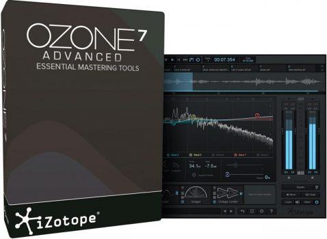 دانلود ایزوتوپ اوزون 7 iZotope Ozone 7 Advanced