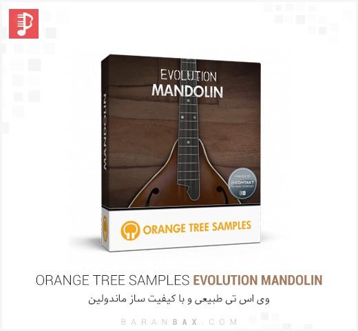 دانلود وی اس تی ماندولین Orange Tree Samples Evolution Mandolin