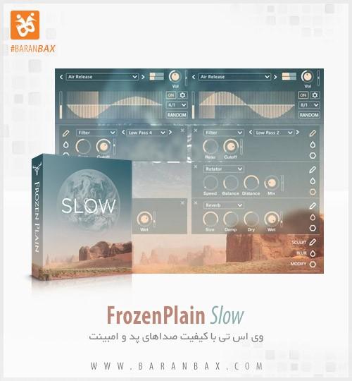 دانلود وی اس تی پد FrozenPlain Slow
