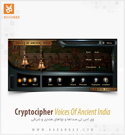 Cryptocipher Voices Of Ancient India