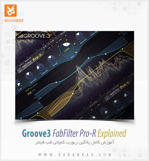 Groove3 FabFilter Pro-R Explained