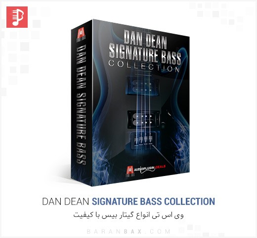 دانلود وی اس تی گیتار بیس Dan Dean Signature Bass Collection