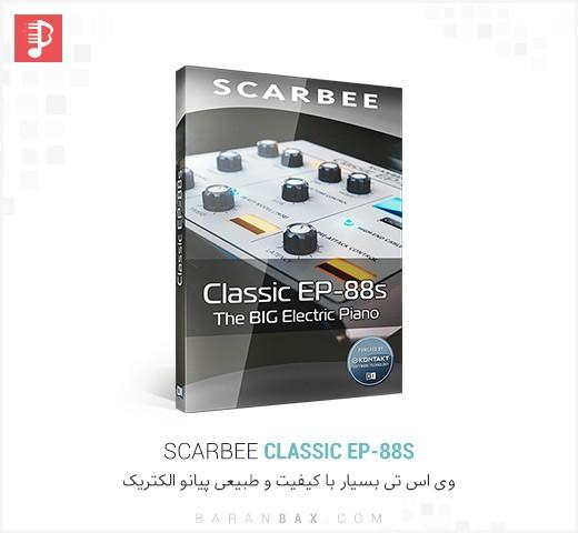 دانلود وی اس تی پیانو الکتریک Scarbee Classic EP-88s