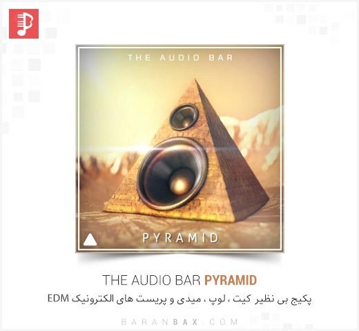 دانلود کیت های آماده سبک الکترونیک The Audio Bar Pyramid