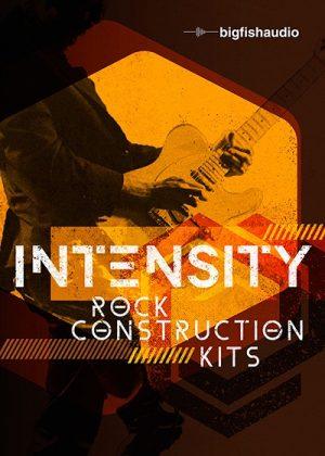 دانلود مجموعه سمپل و لوپ سبک راک Big Fish Audio Intensity Rock Construction Kits