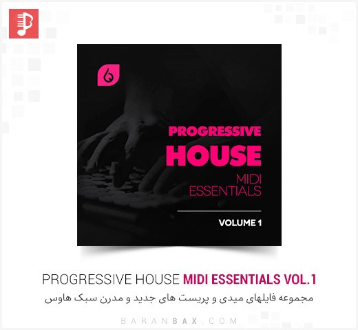 دانلود مجموعه لوپ و پریست Freshly Squeezed Samples Progressive House MIDI Essentials Vol.1