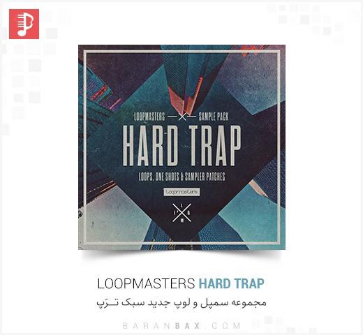 دانلود مجموعه سمپل و لوپ سبک ترپ Loopmasters Hard Trap