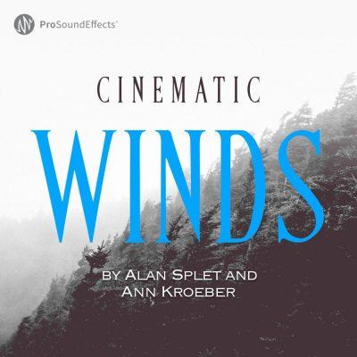 دانلود مجموعه صدای باد Pro Sound Effects Cinematic Winds