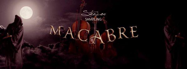 دانلود وی اس تی سازهای کششی Strezov Sampling Macabre Solo Strings