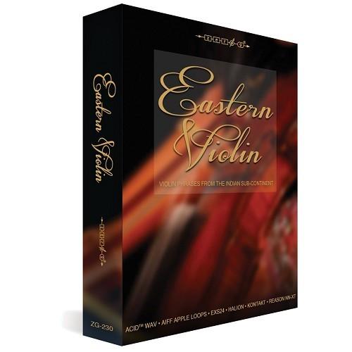 دانلود مجموعه سمپل و لوپ ویولن شرقی Zero-G Eastern Violin