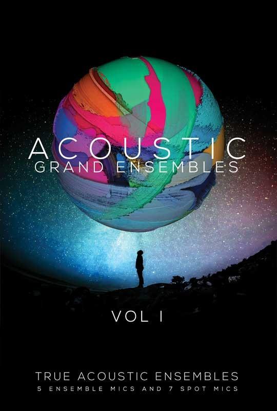 دانلود وی اس تی پیانو و گیتار 8Dio Acoustic Grand Ensembles Vol.1