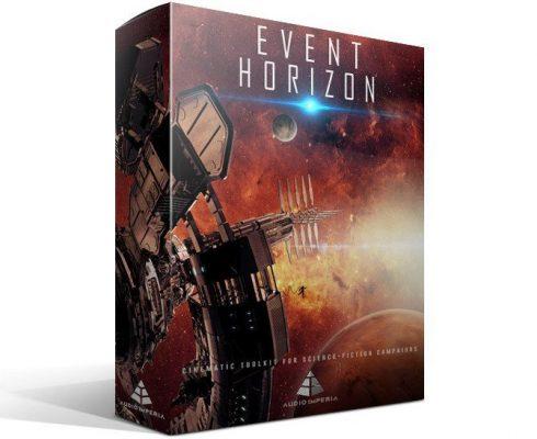 دانلود وی اس تی بانک صداهای ماورایی Audio Imperia Event Horizon Vol.1