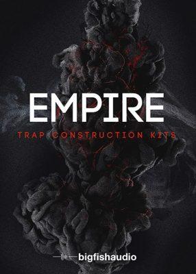 دانلود مجموعه سمپل و لوپ Big Fish Audio Empire Trap Construction Kits