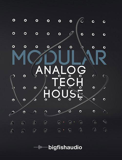 دانلود مجموعه سمپل و لوپ Big Fish Audio Modular Analog Tech House