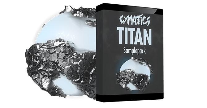 دانلود مجموعه سمپل و لوپ آهنگسازی بی نظیر Cymatics Titan Samplepack
