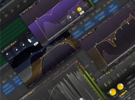 دانلود Groove3 Mixing with FabFilter Plug-Ins - آموزش میکس با پلاگین های FabFilter