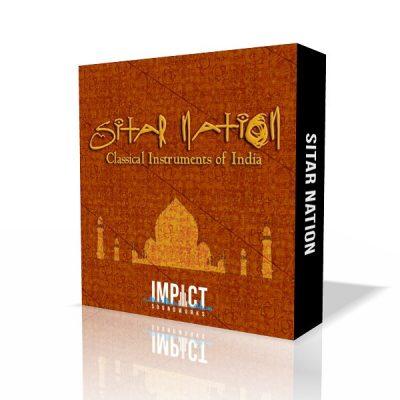 دانلود وی اس تی سیتار Impact Soundworks Sitar Nation