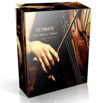 دانلود وی اس تی استرینگ ترکی و عربی Ultimate Pro Oriental Strings Arabic Turkish Indian