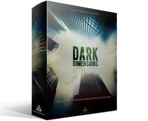 دانلود وی اس تی صداهای سینمایی Audio Imperia Dark Dimensions Vol.1
