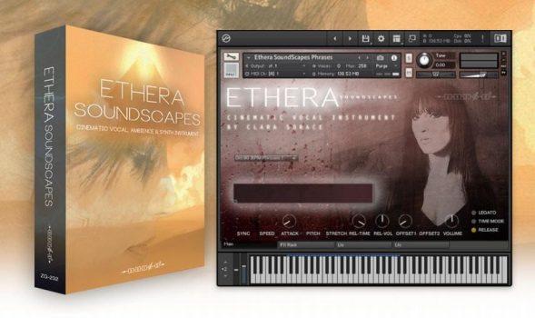 دانلود وی اس تی وکال Zero-G ETHERA Soundscapes