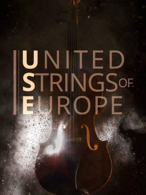 دانلود وی اس تی ویولن و استرینگ Auddict United Strings of Europe First Violins