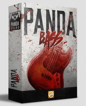 دانلود وی اس تی گیتار بیس Panda Sound Panda Bass
