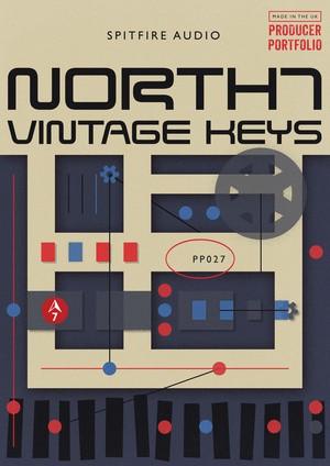 دانلود وی اس تی پیانو الکتریک Spitfire Audio North 7 Vintage Keys