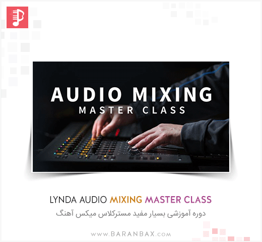 Lynda Audio Mixing Master Class By Bobby Owsinski