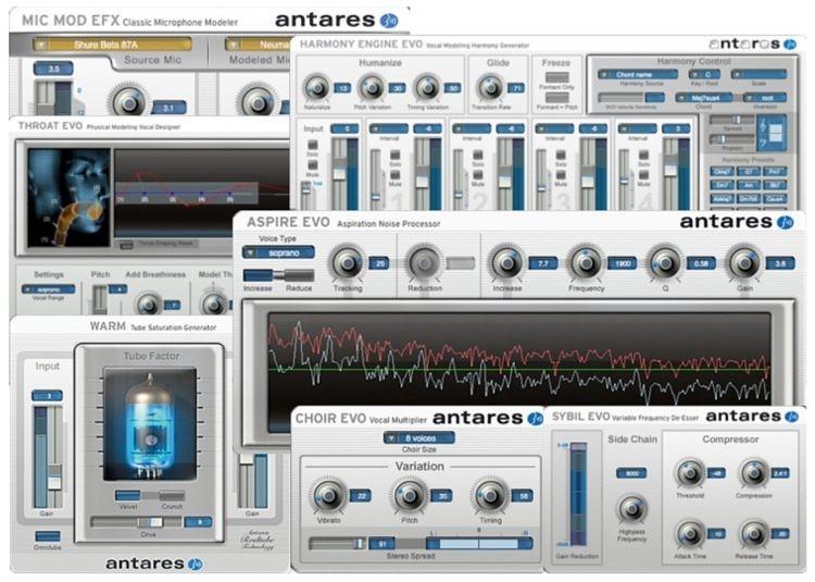 Antares AVOX Evo 3