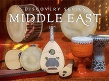 Native Instruments Discovery Series Middle East