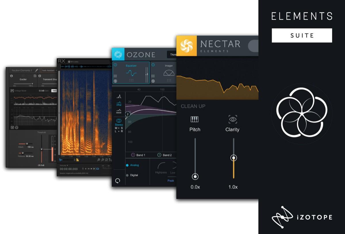 iZotope Elements Suite 2