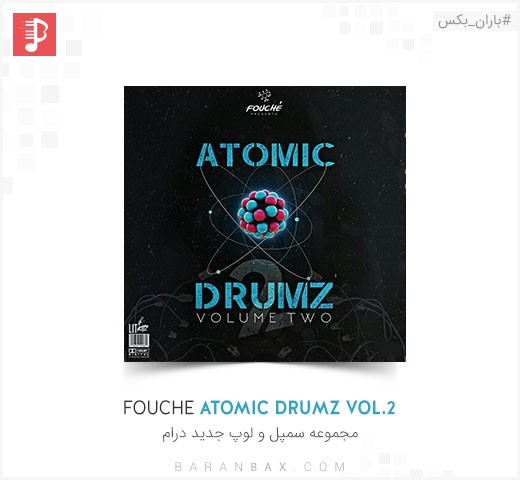Fouche Atomic Drumz Vol.2