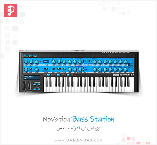 Novation Bass Station v2.3