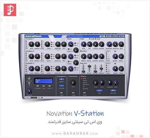 Novation V-Station