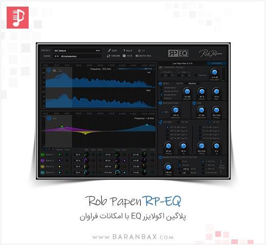 Rob Papen RP-EQ