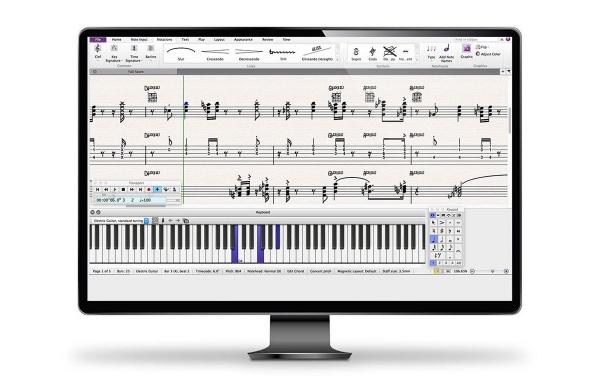 Avid Sibelius Ultimate 2018