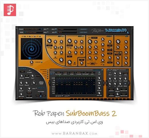 Rob Papen SubBoomBass 2