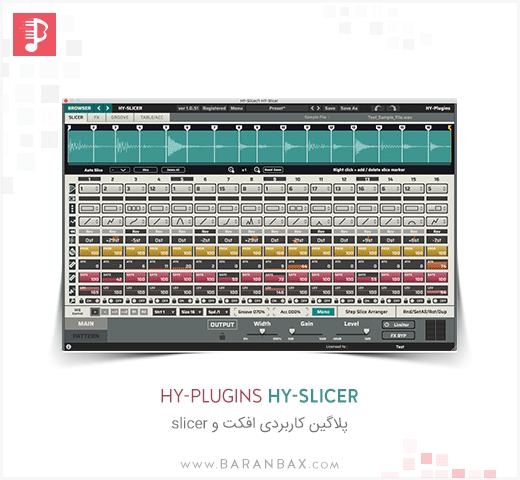 HY-Plugins HY-Slicer