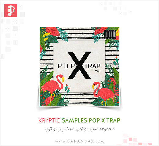 Kryptic Samples Pop X Trap