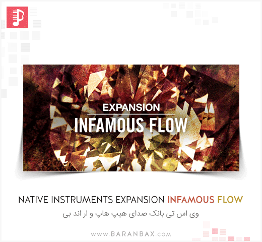 Native Instruments INFAMOUS FLOW