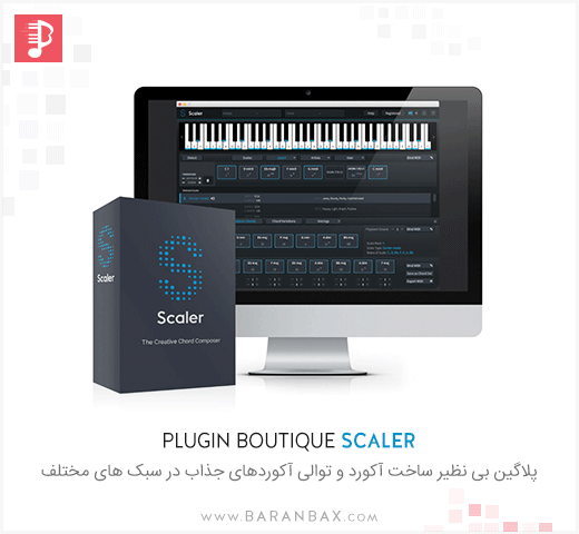 Plugin Boutique Scaler