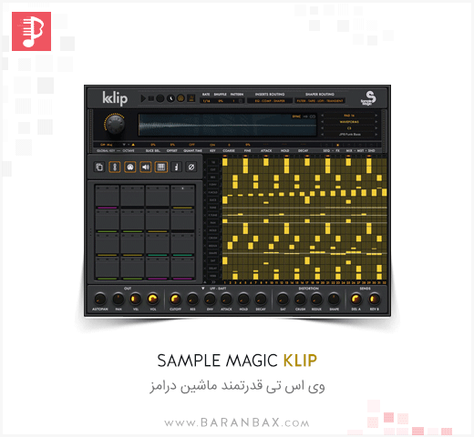 Sample Magic Klip