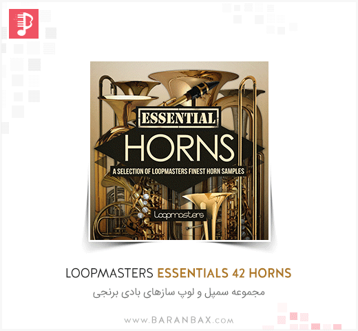 Loopmasters Essentials 42 Horns
