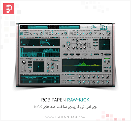 Rob Papen RAW Kick