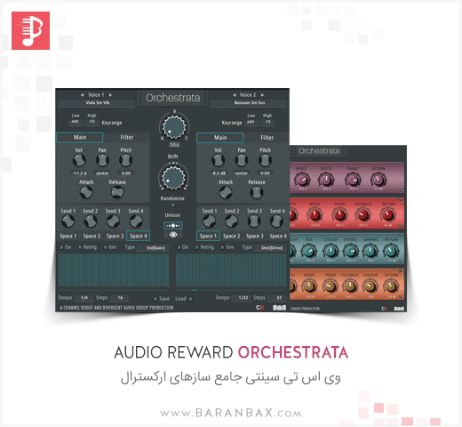 Audio Reward Orchestrata