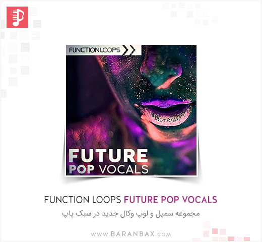 Function Loops Future Pop Vocals