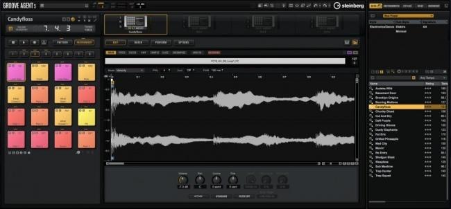 Steinberg Groove Agent 5 v5.0.10.99 برترین وی اس تی درام دنیا