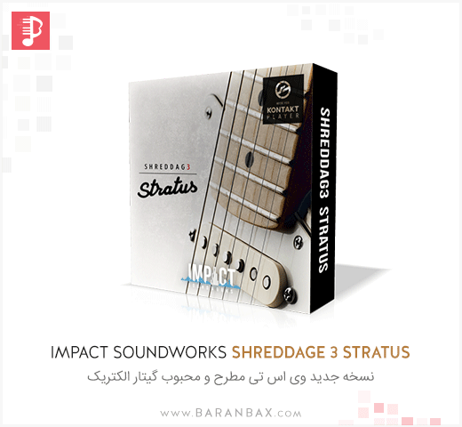 Impact Soundworks Shreddage 3 Stratus